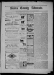 Sierra County Advocate, 06-20-1902 by J.E. Curren