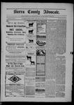 Sierra County Advocate, 06-27-1902 by J.E. Curren