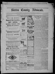 Sierra County Advocate, 07-18-1902 by J.E. Curren