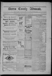Sierra County Advocate, 08-08-1902 by J.E. Curren