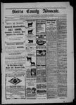 Sierra County Advocate, 09-19-1902 by J.E. Curren