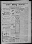 Sierra County Advocate, 10-03-1902 by J.E. Curren