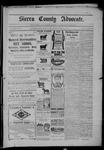 Sierra County Advocate, 10-17-1902 by J.E. Curren