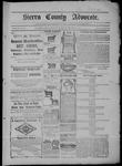 Sierra County Advocate, 11-21-1902 by J.E. Curren