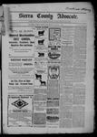 Sierra County Advocate, 01-02-1903 by J.E. Curren