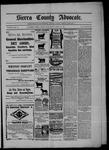 Sierra County Advocate, 03-20-1903 by J.E. Curren