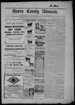 Sierra County Advocate, 05-15-1903 by J.E. Curren
