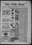 Sierra County Advocate, 06-05-1903 by J.E. Curren