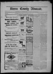 Sierra County Advocate, 06-19-1903 by J.E. Curren