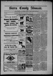 Sierra County Advocate, 06-26-1903 by J.E. Curren