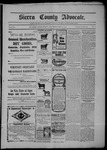 Sierra County Advocate, 07-24-1903 by J.E. Curren