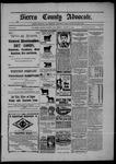 Sierra County Advocate, 08-14-1903 by J.E. Curren