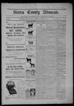 Sierra County Advocate, 09-18-1903 by J.E. Curren