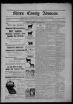 Sierra County Advocate, 09-25-1903 by J.E. Curren
