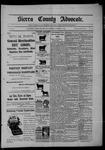 Sierra County Advocate, 10-02-1903 by J.E. Curren