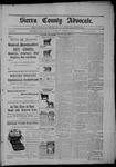 Sierra County Advocate, 10-16-1903 by J.E. Curren