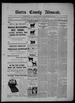 Sierra County Advocate, 10-23-1903 by J.E. Curren