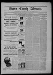 Sierra County Advocate, 10-30-1903 by J.E. Curren