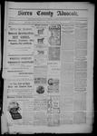 Sierra County Advocate, 12-09-1904