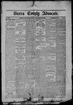 Sierra County Advocate, 12-30-1904 by J.E. Curren