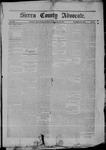 Sierra County Advocate, 01-06-1905 by J.E. Curren