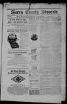 Sierra County Advocate, 02-10-1905 by J.E. Curren