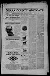 Sierra County Advocate, 02-24-1905 by J.E. Curren