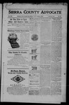 Sierra County Advocate, 03-03-1905 by J.E. Curren