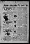 Sierra County Advocate, 03-10-1905 by J.E. Curren