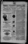 Sierra County Advocate, 03-17-1905 by J.E. Curren