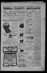 Sierra County Advocate, 06-23-1905 by J.E. Curren