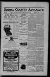 Sierra County Advocate, 02-02-1906 by J.E. Curren