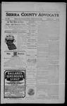 Sierra County Advocate, 02-23-1906 by J.E. Curren