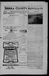 Sierra County Advocate, 04-27-1906 by J.E. Curren