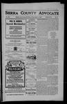 Sierra County Advocate, 08-17-1906 by J.E. Curren