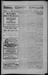 Sierra County Advocate, 09-14-1906 by J.E. Curren