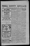 Sierra County Advocate, 09-21-1906 by J.E. Curren