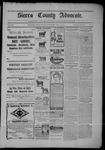 Sierra County Advocate, 1903-07-10 by J.E. Curren