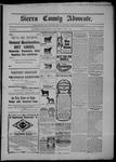 Sierra County Advocate, 1903-07-24 by J.E. Curren