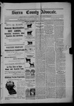 Sierra County Advocate, 1903-12-04 by J.E. Curren