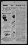 Sierra County Advocate, 1905-03-31 by J.E. Curren