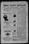 Sierra County Advocate, 1905-04-28
