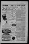 Sierra County Advocate, 1906-02-02 by J.E. Curren
