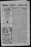 Sierra County Advocate, 1906-09-07 by J.E. Curren