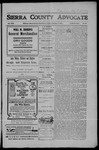 Sierra County Advocate, 1907-02-01 by J.E. Curren