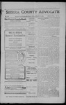 Sierra County Advocate, 1908-02-21 by J.E. Curren