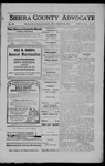 Sierra County Advocate, 1908-02-28 by J.E. Curren