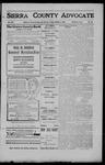 Sierra County Advocate, 1908-03-06 by J.E. Curren