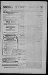 Sierra County Advocate, 1908-03-20 by J.E. Curren