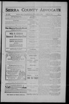Sierra County Advocate, 1908-04-03 by J.E. Curren